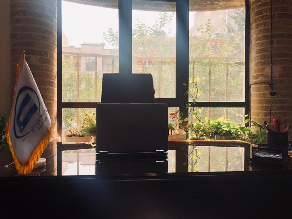 دفتر کانون قراردادنویسان ایران